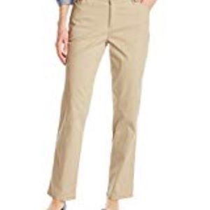 Lee Trousers Relaxed Fit All Day Straight …